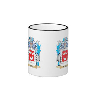 Mann Coat of Arms - Family Crest Coffee Mugs