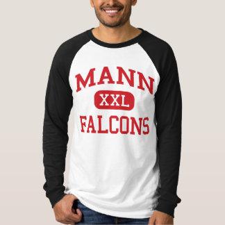 Mann - Falcons - Middle School - Abilene Texas T-Shirt