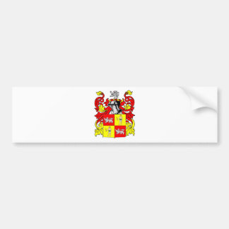 Mann (German) Coat of Arms Bumper Stickers