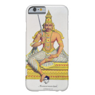 Mannarsouvami, engraved by de Motte (1785-1836) (c Barely There iPhone 6 Case