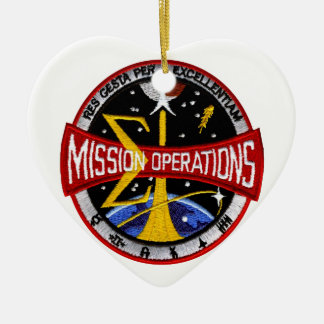 Manned Spacecraft Center's Mission Control Ornament