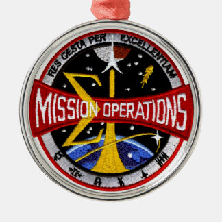 Manned Spacecraft Center's Mission Control Christmas Tree Ornaments