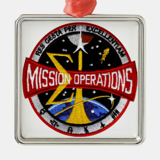 Manned Spacecraft Center's Mission Control Christmas Ornament