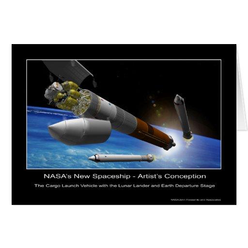 MannedMarsMission-133824main_cargo_high Greeting Card