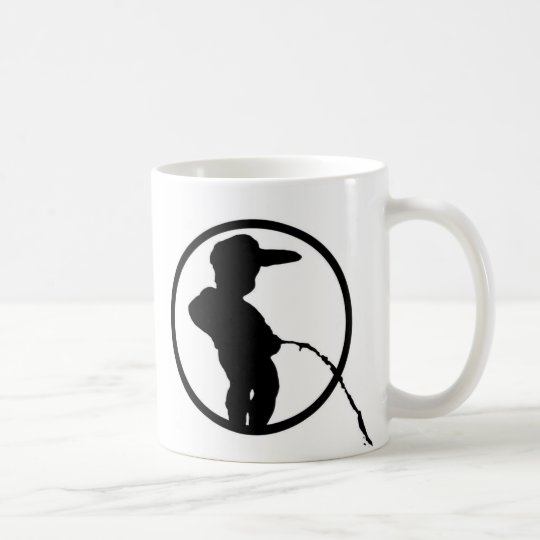 Manneke Pis Coffee Mug