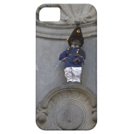 Manneken Pis iPhone 5 Covers