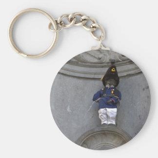 Manneken Pis Keychain