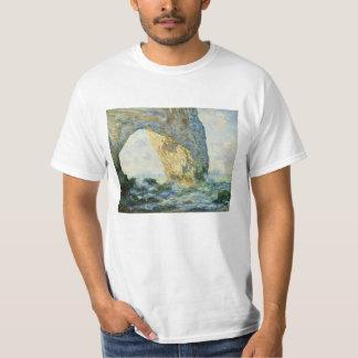 Manneporte, Rock Arch Étretat (Normandy) - Monet T-Shirt