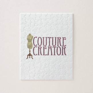 Mannequin Couture Creator Puzzle