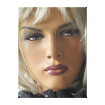 Mannequin Stretched Canvas Prints