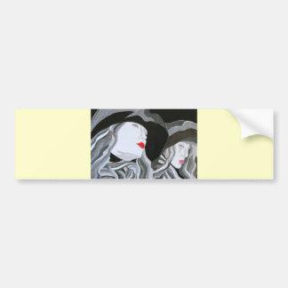 Mannequins Bumper Sticker