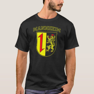 Mannheim (coat of arms) Germany T-Shirt