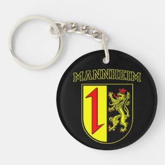 Mannheim Germany Wappen/Crest Keychain