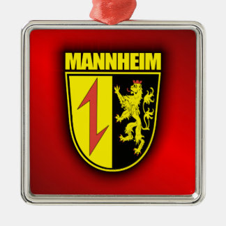 Mannheim Metal Ornament