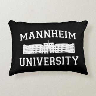 Mannheim University / Universität Mannheim Decorative Pillow