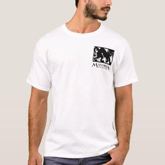 Mannikin Studios basic logo T-shirt