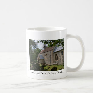 Manningford Bruce St Peter's Church Coffee Mugs