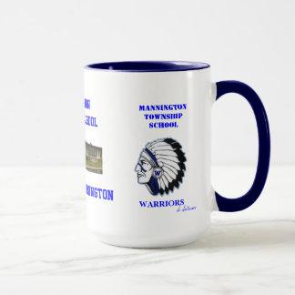 Mannington Township School Mug