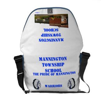 Mannington Township School Richshaw Messenger Bag