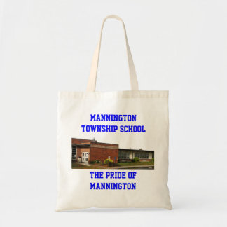 MANNINGTON TOWNSHIP SCHOOL TOTE BAG