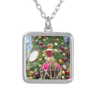 Manniquins del árbol de navidad grimpola personalizada