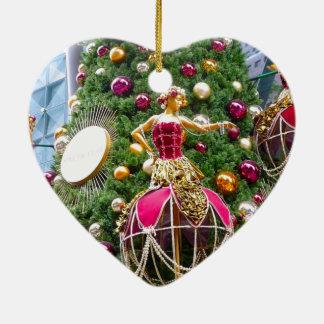 Manniquins del árbol de navidad ornamentos para reyes magos