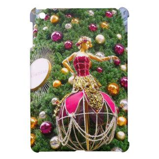 Manniquins del árbol de navidad iPad mini cárcasas