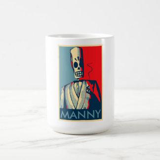 Manny Calavera Mug