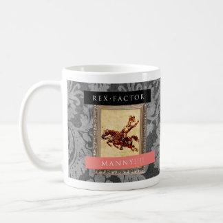 Manny!!! Mug, Patterned Coffee Mug