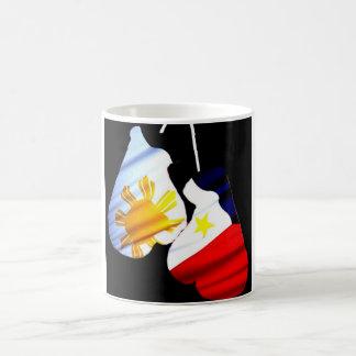 MANNY PACKMAN PACQUIAO FILIPINO BOXER COFFEE MUG
