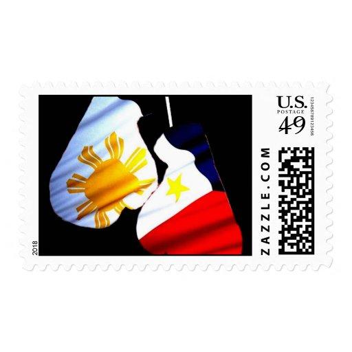 MANNY PACKMAN PACQUIAO FILIPINO BOXER STAMP