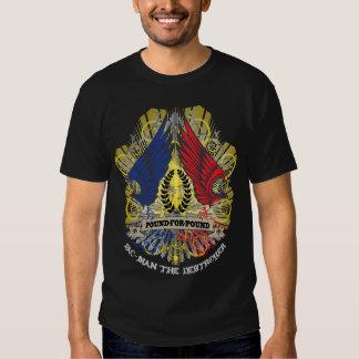 manny pacquiao #1 lb4lb t shirt