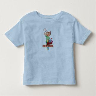 Manny práctico y sus herramientas que hablan tshirts