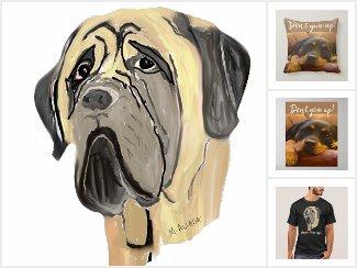 Manny's Favorite Dog Prints