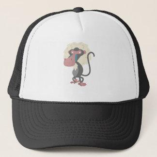 Manny the Mandrill Trucker Hat