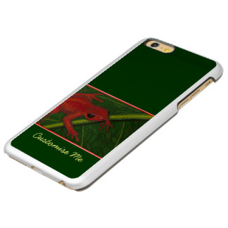 Manny The Mantella (Frog) Incipio Feather Shine iPhone 6 Plus Case