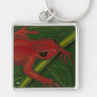 Manny The Mantella (Frog) Keychain