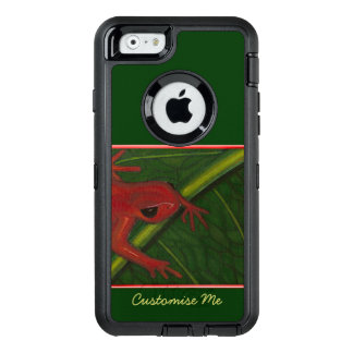Manny The Mantella (Frog) OtterBox Defender iPhone Case