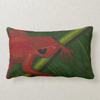 Manny The Mantella (Frog) Pillows