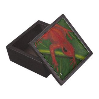 Manny The Mantella (Frog) Premium Jewelry Boxes