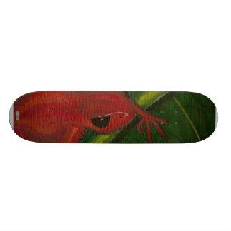 Manny The Mantella Frog Skateboard Decks