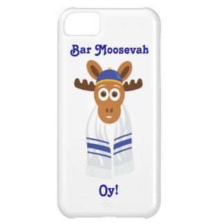 Manny The Moose Head_Bar Moosevah Oy! Case For iPhone 5C