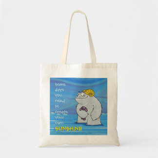 Manny the Yeti, tote