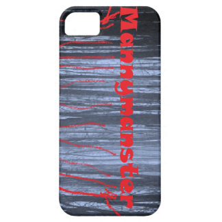 mannymanster scary woods Custom Phone Cases & Cove