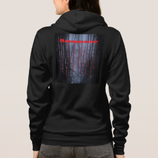 Mannymanster Scary Woods Women's Zip Hoodie