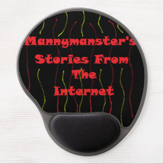 Mannymanster Stories From The Intern Gel Mousepad