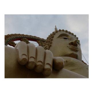 mano de Buda Postal