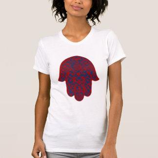 Mano de Fátima Camisetas