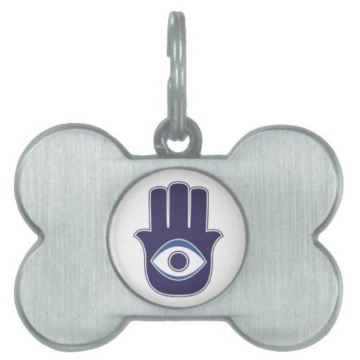 Mano de Hamsa/de Khamsa de Fátima/del amuleto/de l Placa De Mascota