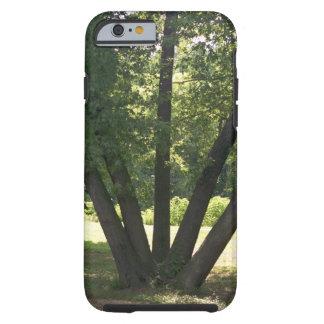Mano de la naturaleza funda resistente iPhone 6